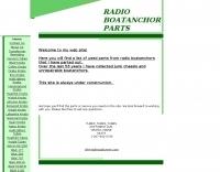 Radio Boatanchor parts