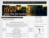 Houston Vintage Radio Association