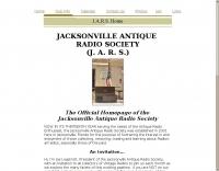 Jacksonville antique radio society