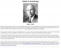 E. H. Armstrong