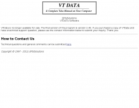Vacuum Tube Software