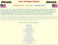 Sal's Antique Radio's