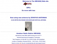 WB3ANQ Web Site