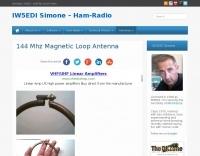 144 Mhz Magnetic Loop