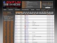 DXFun Web Cluster