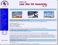 Lone Star DX Association DX Notebook