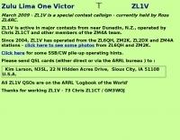 ZL1V Motueka Contest Club