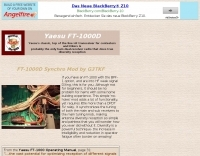 FT-1000D: The G3TKF Synchro Mod