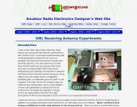 SWL Receiving Antenna Ideas
