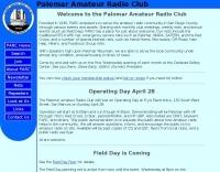 Palomar Amateur Radio Club