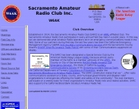 W6AK Sacramento Amateur Radio Club Inc.