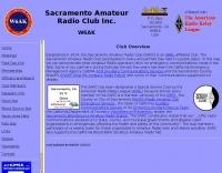 W6AK Sacramento Amateur Radio Club Inc.