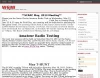 W6JW Santa Clarita Amateur Radio Club