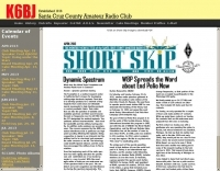 K6BJ - Santa Cruz Co. Amateur Radio Club