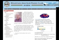 W6BW Mountain Amateur Radio Club