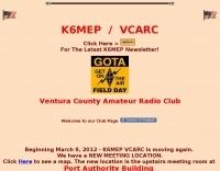 K6MEP Ventura County Amateur Radio Club
