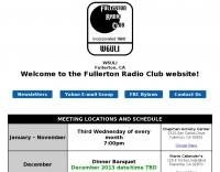 Fullerton Radio Club