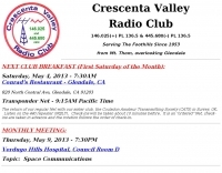 Crescenta Valley Radio Club