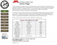 W6VIO JPL Amateur Radio Club