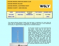 W6LY Laguna Woods Amateur Radio Club