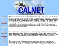 Calnet Repeater Group