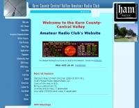 Kern County Central Valley Amateur Radio Club