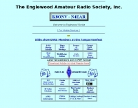 K80NV Englewood Amateur Radio Society