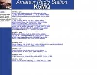 K5MQ Ham Radio Audio Recordings
