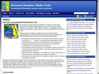 W4AB Broward Amateur Radio Club