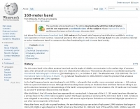 160 meters by  Wikipedia