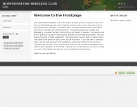 Northeastern Wireless Club