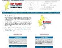 New England Repeater Directory