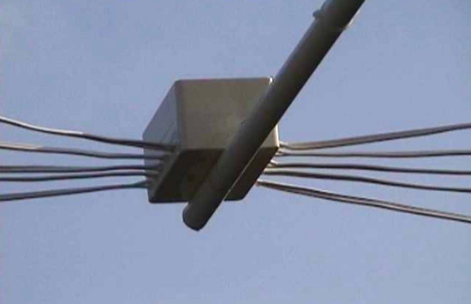 CobWebb multiband folded dipole