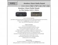 N1EQ Mike Nadeau  Repair Service