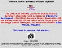 Women Radio Operators of New England