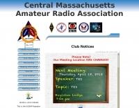 CMARA -- Central Massachusetts Amateur Radio Association