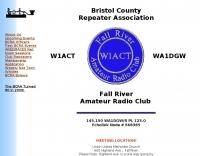 W1ACT Bristol County Repeater Association