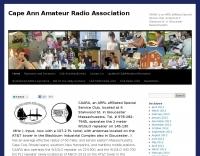 Cape Ann Amateur Radio Association