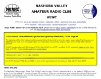 N1NC Nashoba Valley Amateur Radio Club