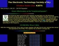 K2ETS Electronic Technology Society of NJ