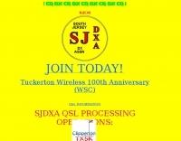 SJ South Jersey  DX association,