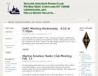 The Skyline Radio Club