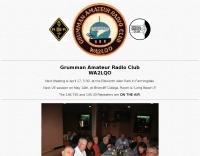 WA2LQO Grumman Amateur Radio Club