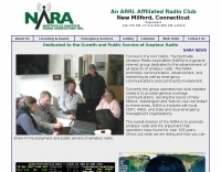 NA1RA  Northville Amateur Radio Association