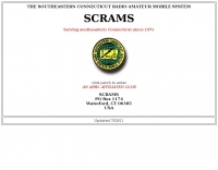 SCRAMS - The Southeastern Connecticut Radio Amateur Mobile System