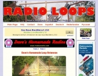 Dave's Loop Antennas