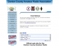 W5NGU Denton County Amateur Radio Association