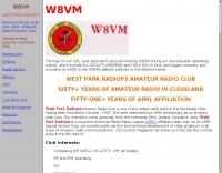 W8VM West Park Radiops - 59  Years of Amateur Radio