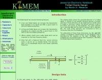 K7MEM - Folded Dipole Design