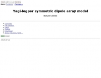 Yagi-logper